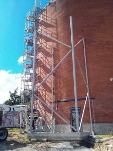 Trapphuset Vattentorn Bosvedjan 2012-07-312